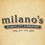 Milanos Atlantic City Subs